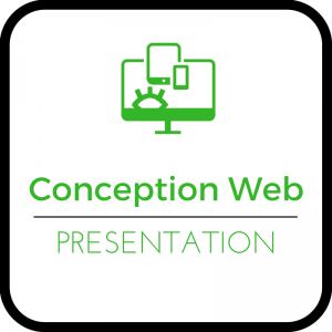 Conception-Web-presentation