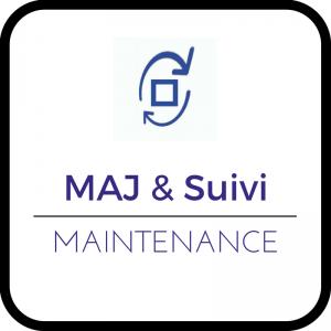 Mises à jour et suivi - Maintenance site web