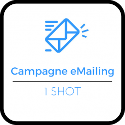 Campagne eMailing - 1 shot